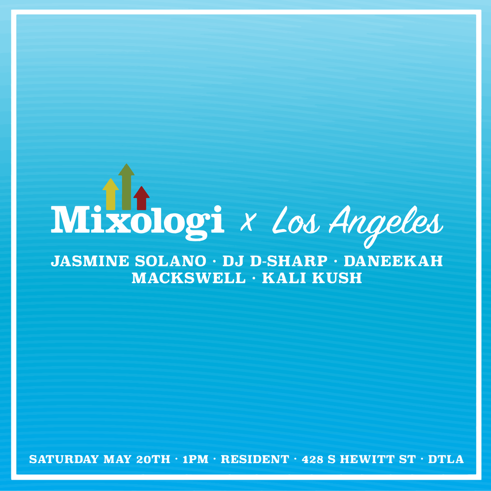 Follow @Mixologi on Instagram!