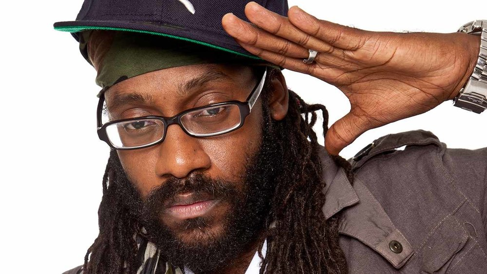 LA Massive! Don't miss Tarrus Riley live and direct on Wednesday September 20!