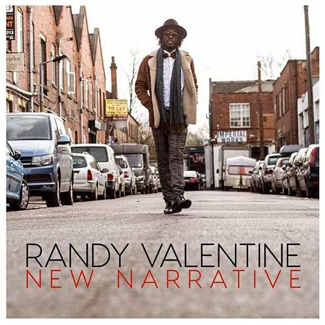 """The brand new album """"New Narrative"""" by @randyvalentine drops this week."""