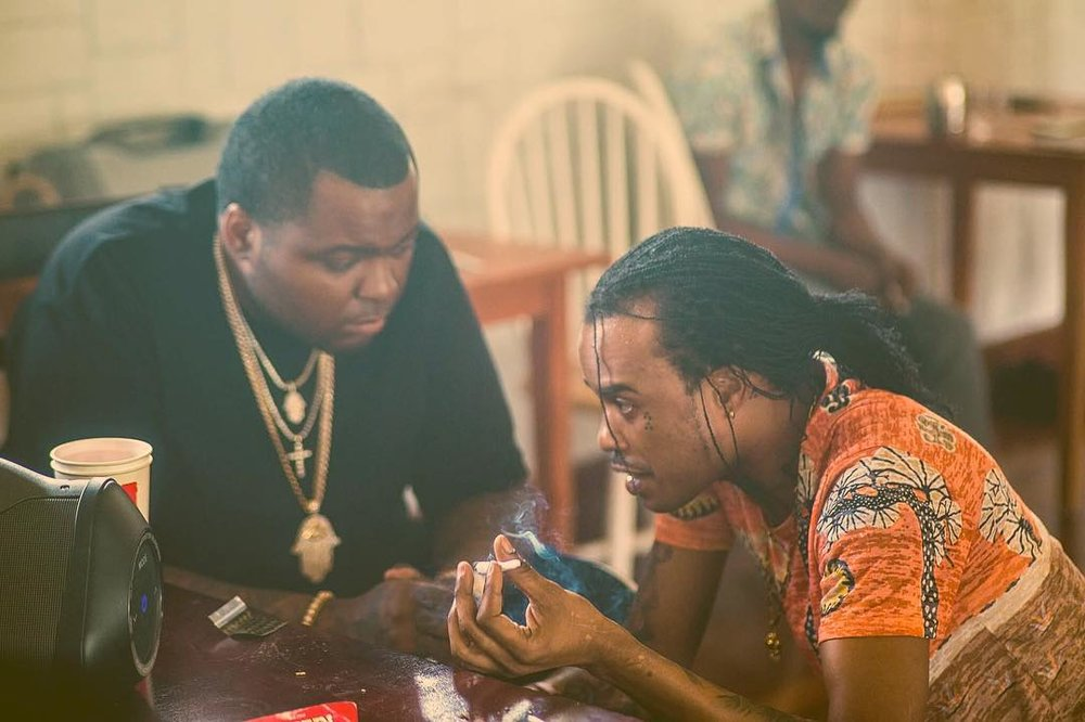 @seankingston  Haven't been this excited about signing a artist since @torylanez.. mi nuh hide an talk @tommyleesparta is undeniably talented.. big news soon come!! Time is money Ent leave a comment if u agree 🔥💯