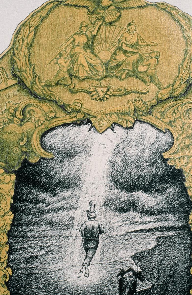 The Liturgy, 1998 (detail)