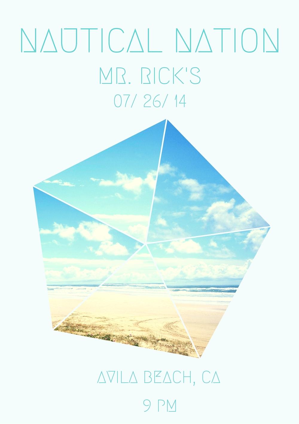 Avila Beach Show, Mr. Ricks.jpg