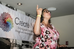 Amazing singer Isabel Celeste