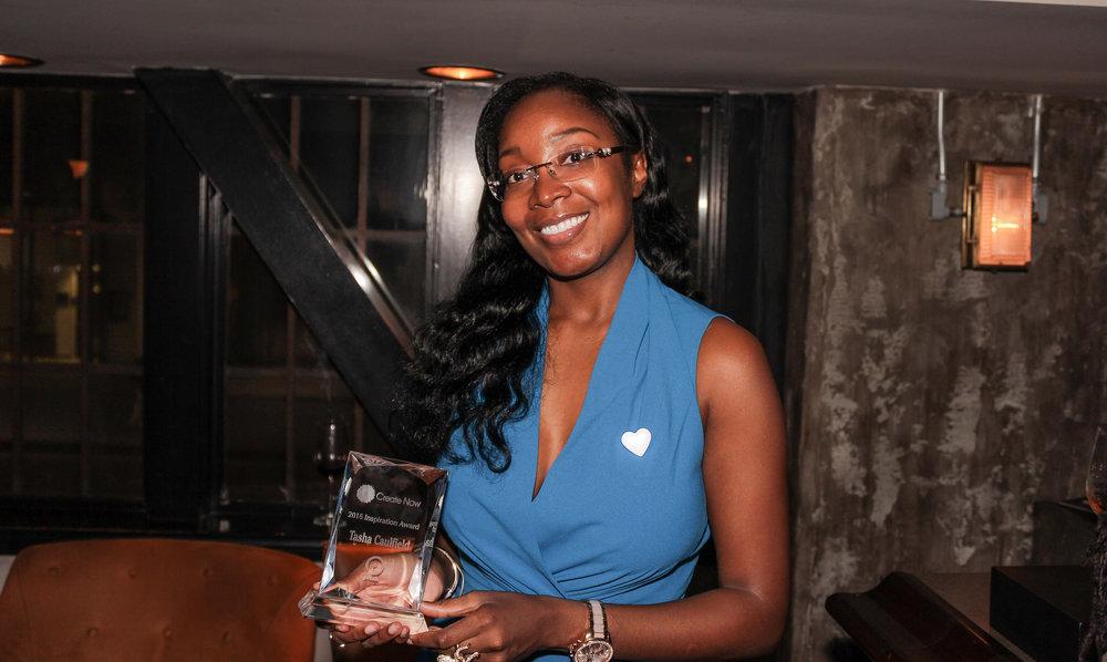 Success Story: Tasha Caufield