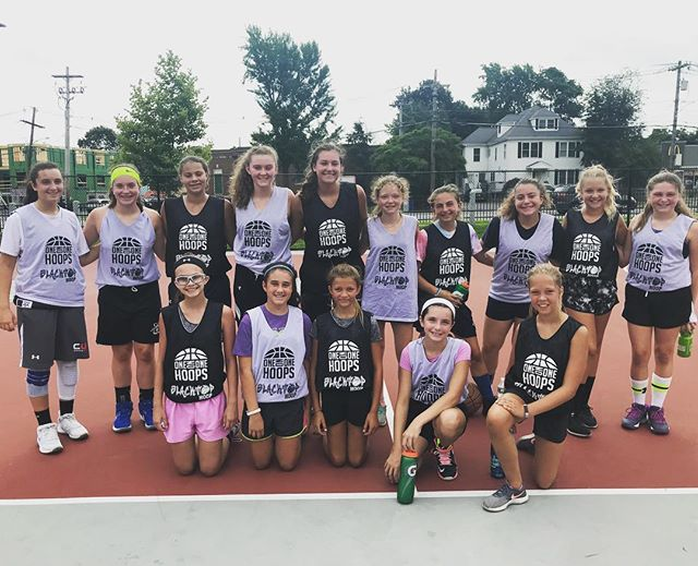 The squad from Black Top Basketball League 😎 . . . . #basketball #girlsbasketball #bball #ballin #basketballneverstops #ballneverstops #basketball🏀 #basketballlife #ballislife