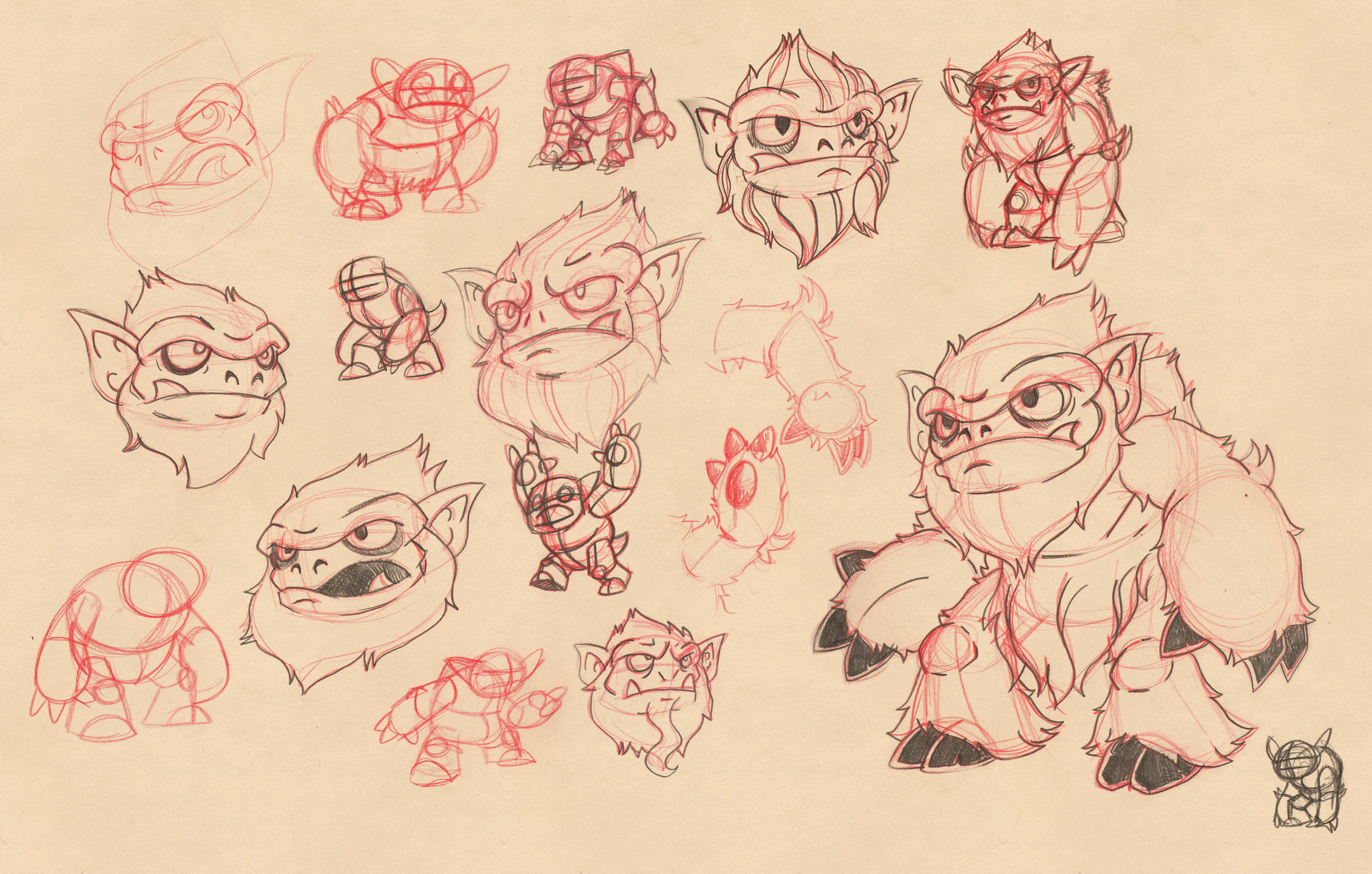 Boggart_Sketches