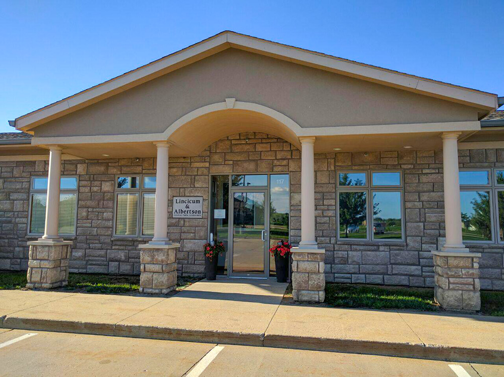 Lincicum and Albertson Office - Ankeny, Iowa