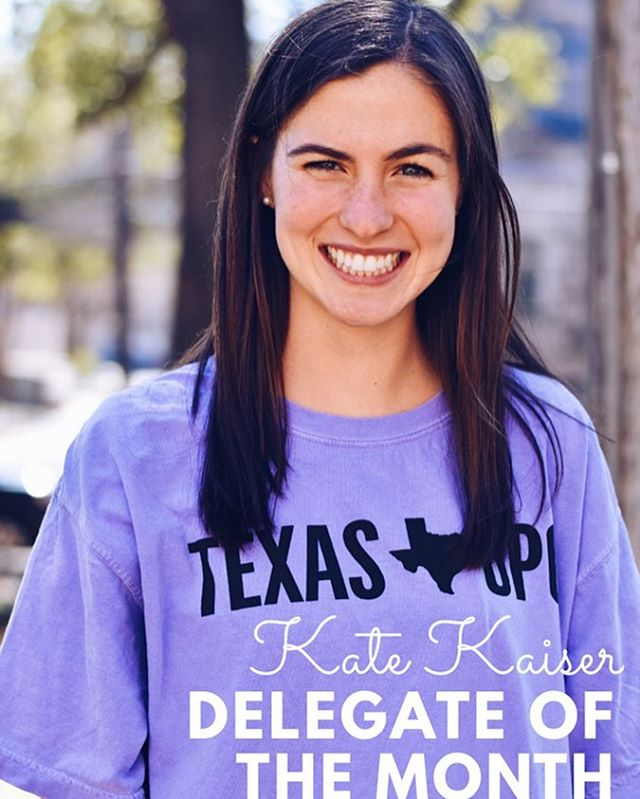 "Our first delegate of the month this October is Kate Kaiser!!! ""Hi y'all! I'm a junior studying accounting in the iMPA program at UT. I'm also pursuing a certificate in Social Entrepreneurship and Nonprofits. I'm from the Dallas area, and I'm a member of Kappa Kappa Gamma. I love getting to be a part of the Panhellenic community, and I've formed a lot of new friendships through being a delegate and through serving as a Rho Gam during this past recruitment! It's empowering to be surrounded by so many kind-hearted and driven women. I love running on town lake and am always down for some Austin tex-mex. My favorite feature of the earth is a meadow that you find between mountains :-)"" congrats Kate!!! Let's show Kate some love in the comments below⬇️💕🎉🤩 #texaspanhellenic #utaustin #strongleaders #womenleaders #empoweringyoungwomen"