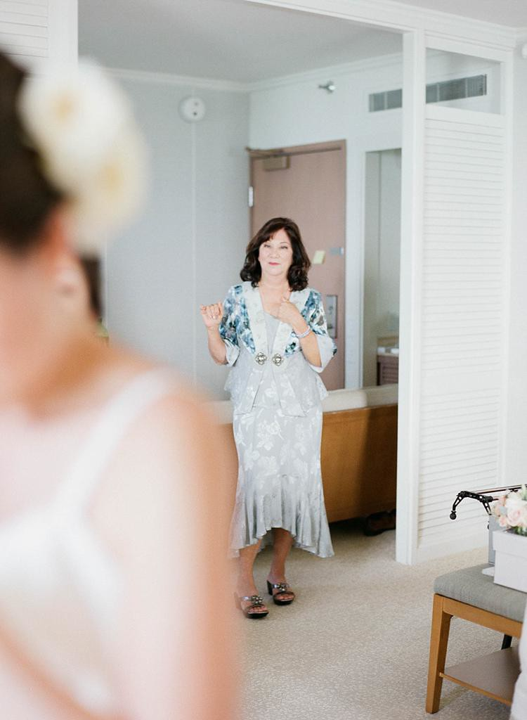 Halekulani Waikiki Ballroom Wedding | Ashley Goodwin Photography_0007