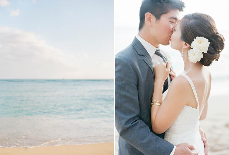 Halekulani Waikiki Ballroom Wedding | Ashley Goodwin Photography_0019