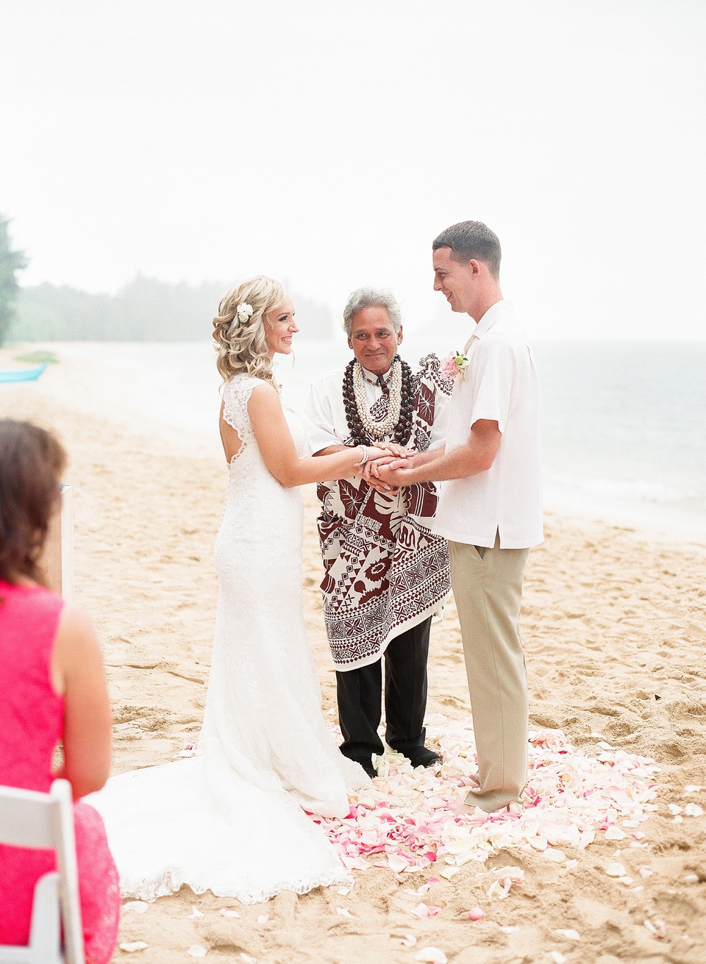 Kahu Bruce Hawaii Wedding Officiant