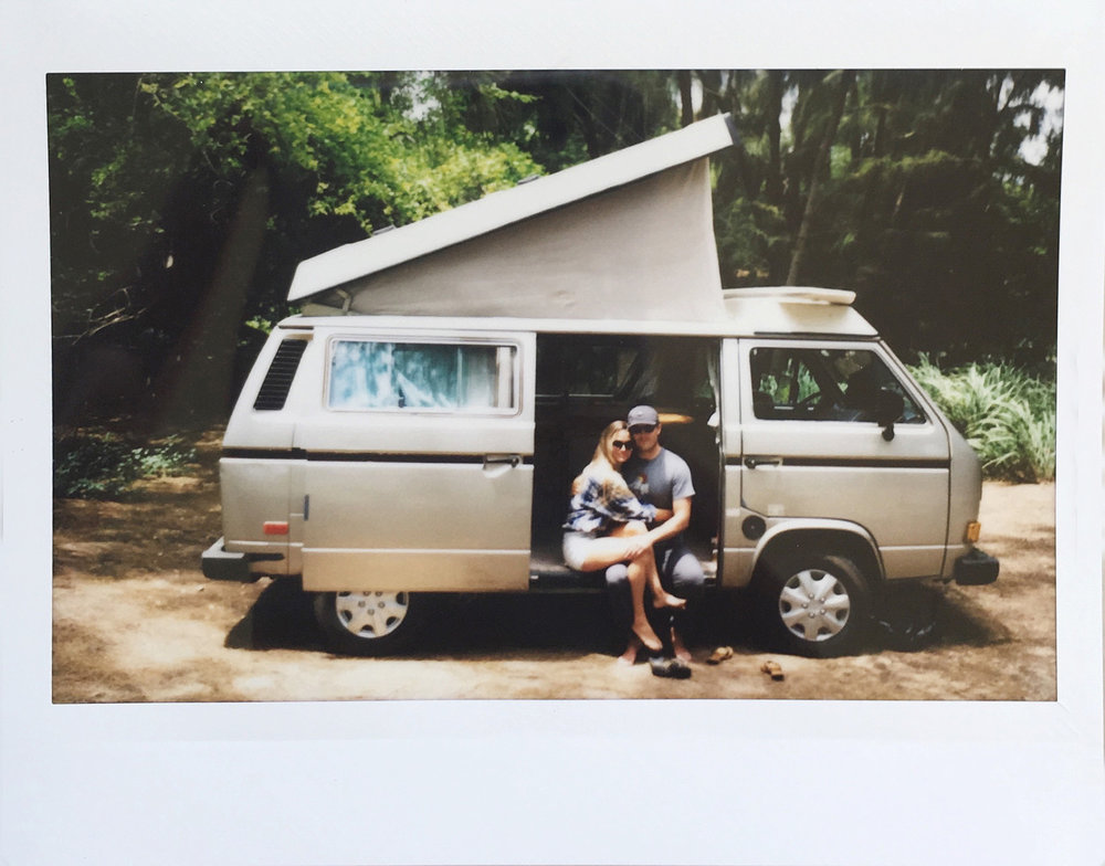 Savannagon VW Westfalia Hawaii