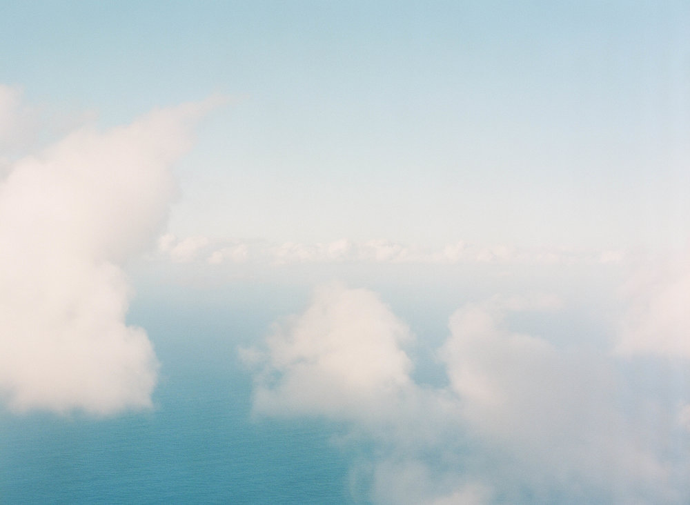 head in the clouds photo by Ashley Goodwin
