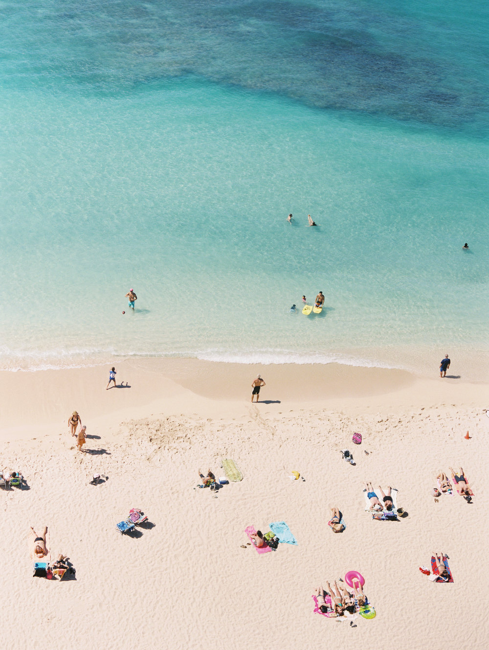 Waikiki Beach by Ashley Goodwin Photography