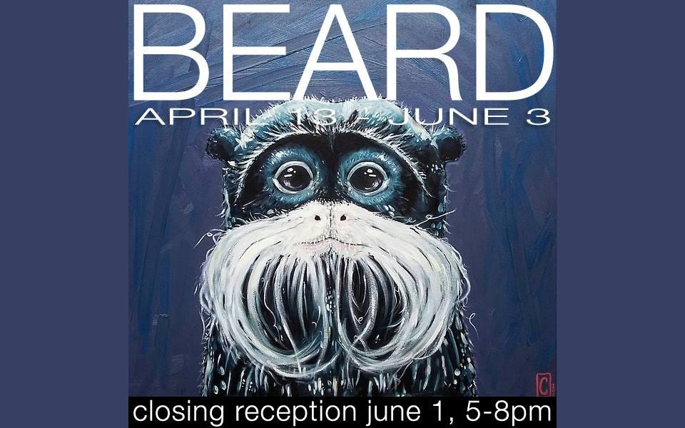 Beard Art Show
