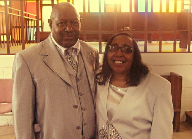Pastor Leon DuPree and Evangelist Allean DuPree - New Visions Community Church