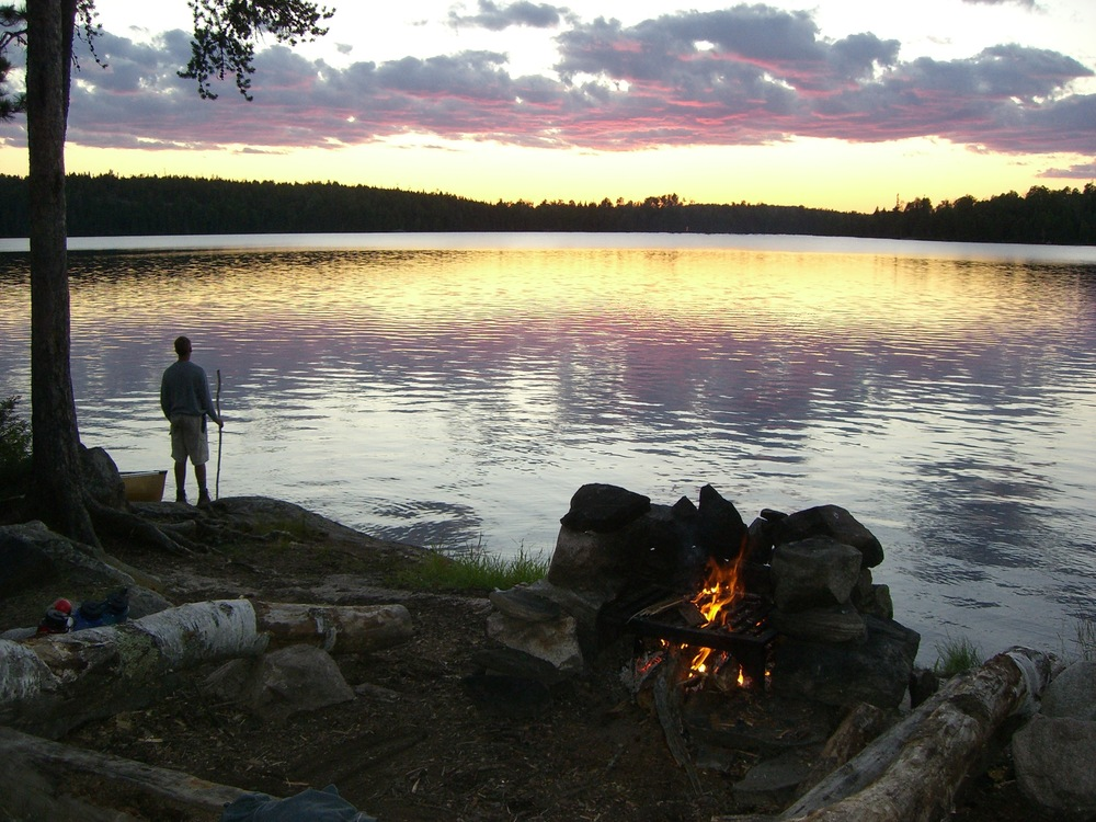 Boundary Waters, US/Canadian Border