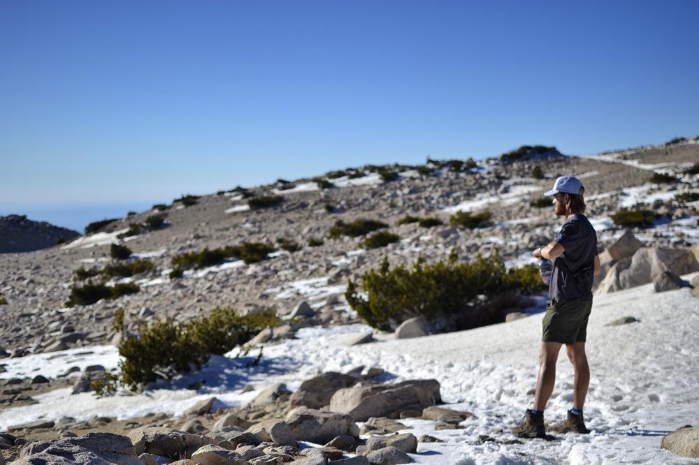 Photo taken on San Gorgornio Mtn, California, USA