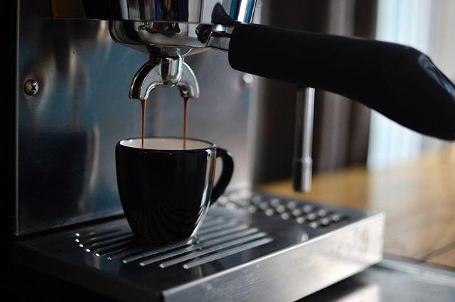 Home espresso in a whole new level.
