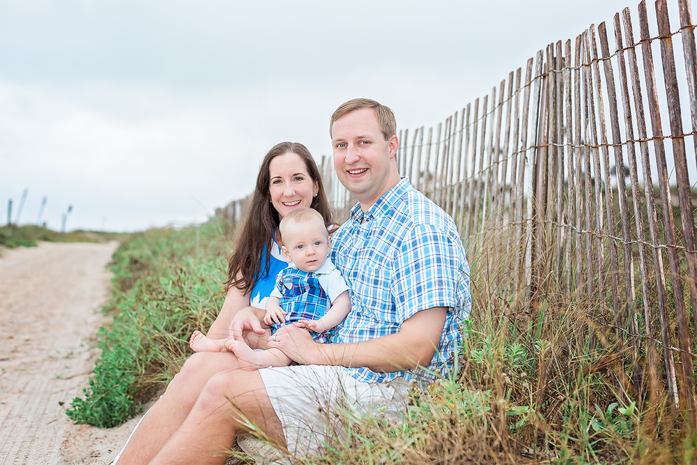Family photoshoot at the beach | Maris Kirs Photography | Jacksonville, St.Augustine and Ponte vedra family photographer