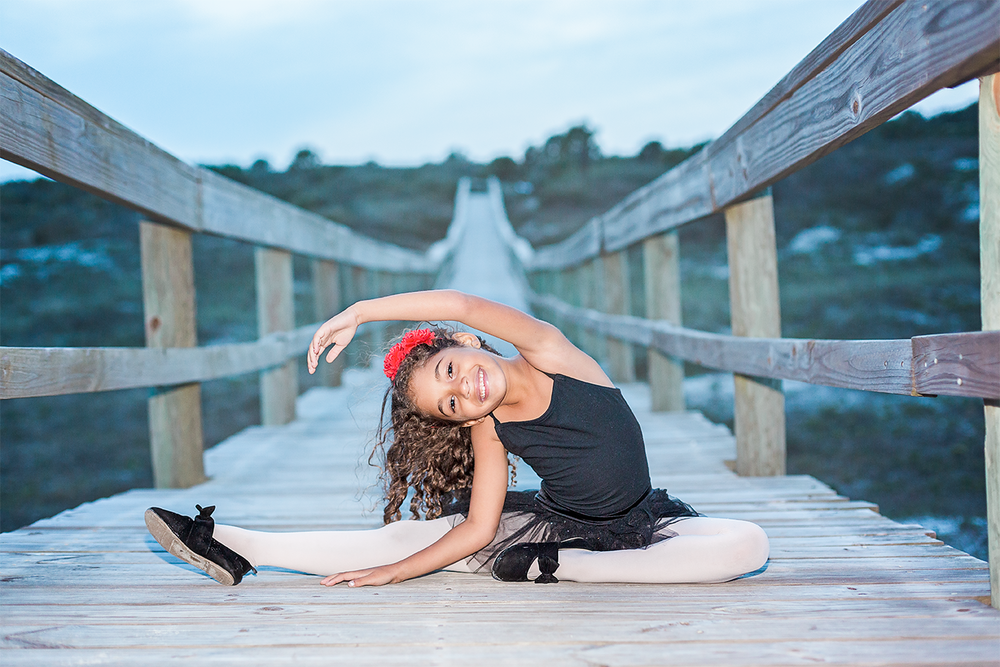 Ballet themed photoshoot | Maris Kirs Photography | Jacksonville, St.Augustine and ponte Vedra family photographer