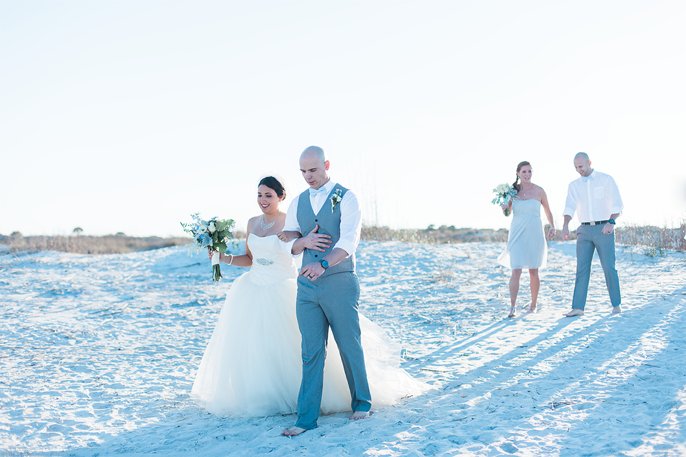 Wedding in Anastasia State park and Casa Monica Hotel | Maris Kirs Photography | Jacksonville, Ponte Vedra and St.Augustine wedding photographer