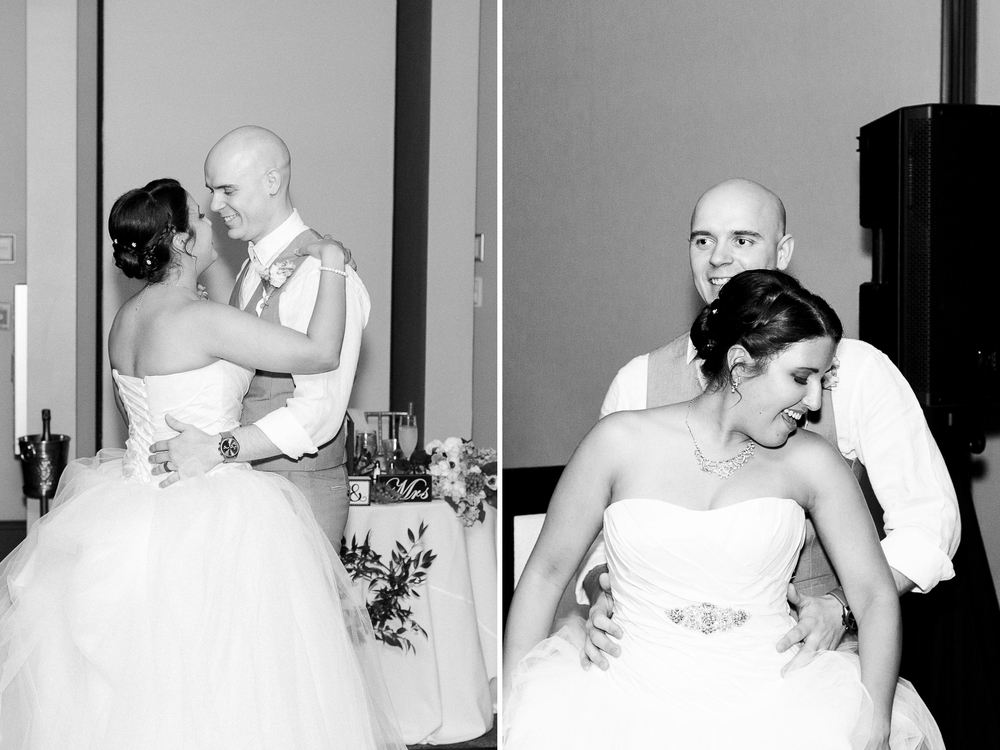 First dance during a wedding in Casa monica hotel in St.Augustine