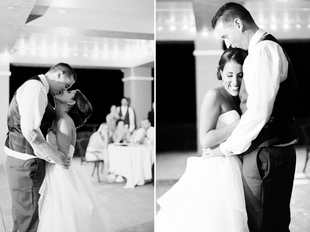 first dance in a wedding