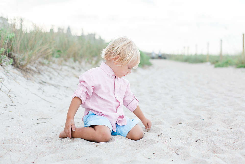 Child photography. Ponte Vedra, FL