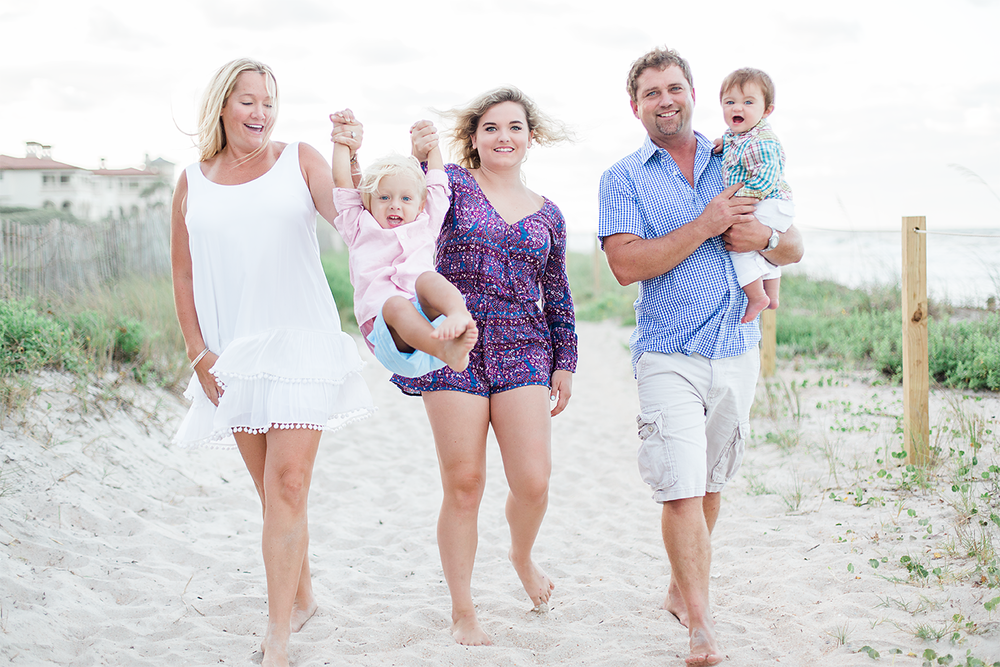 Family photogrpaher in Ponte Vedra Beach, FL