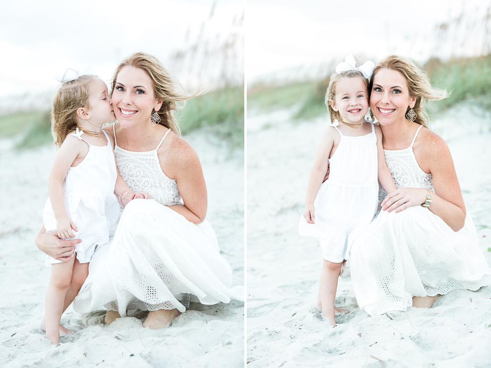 mother-daughter pictures in atlantic beach, fl