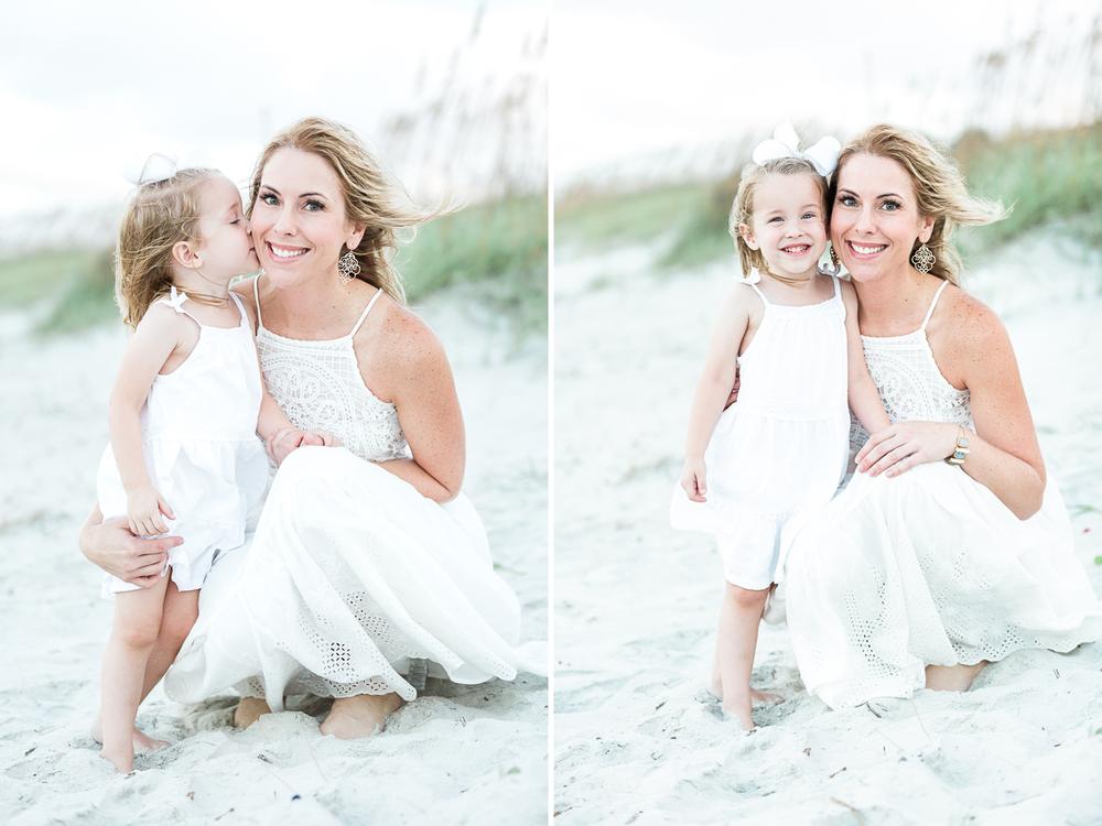mother-daughter pictures in atlantic beach, fl