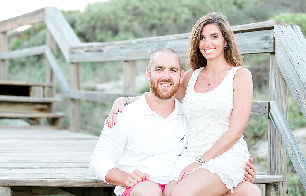 Ponte Vedra engagement and wedding photographer
