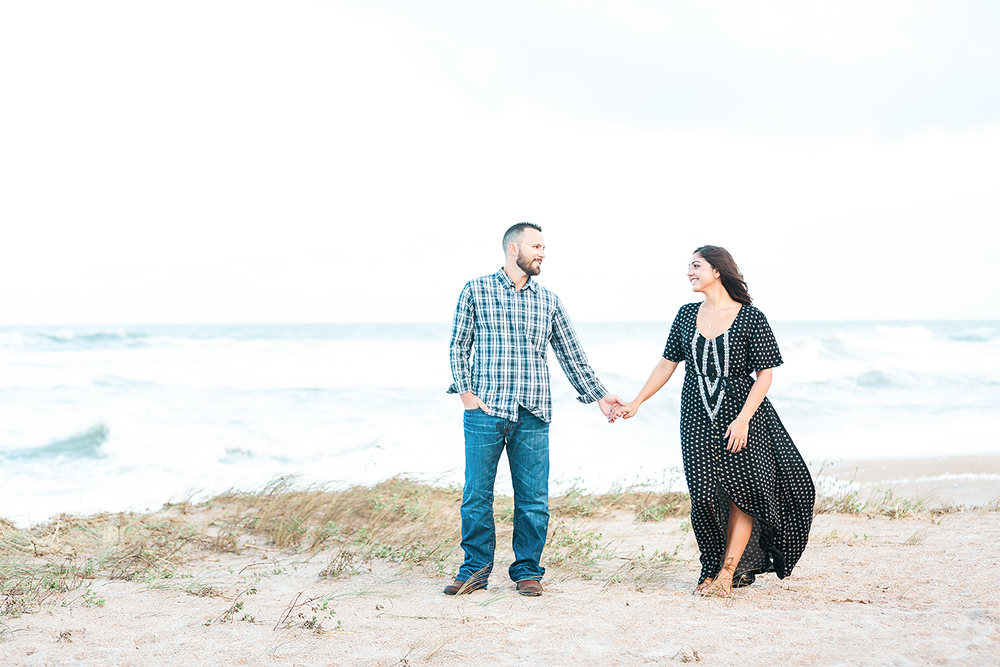 Engagement photos in Jacksonville,FL and Ponte Vedra