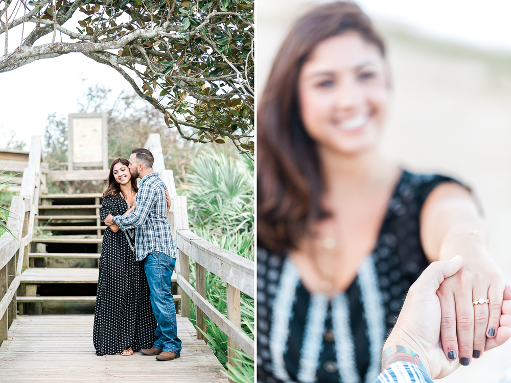 Ewngagement and wedding photographer in Ponte Vedra and Jacksonville FL