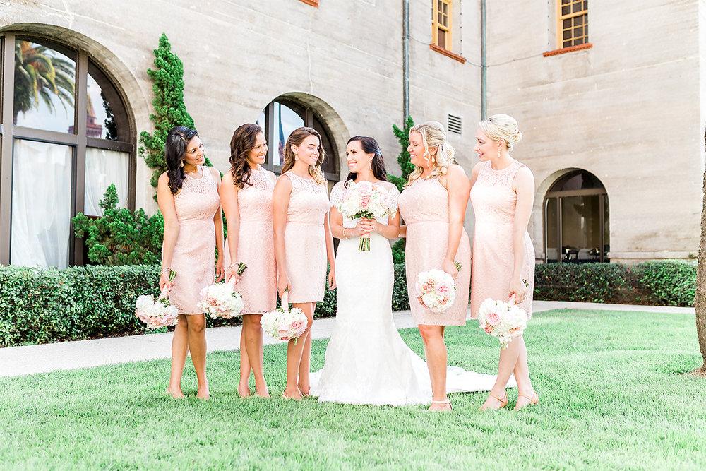 Wedding photography in St.Augustine, FL