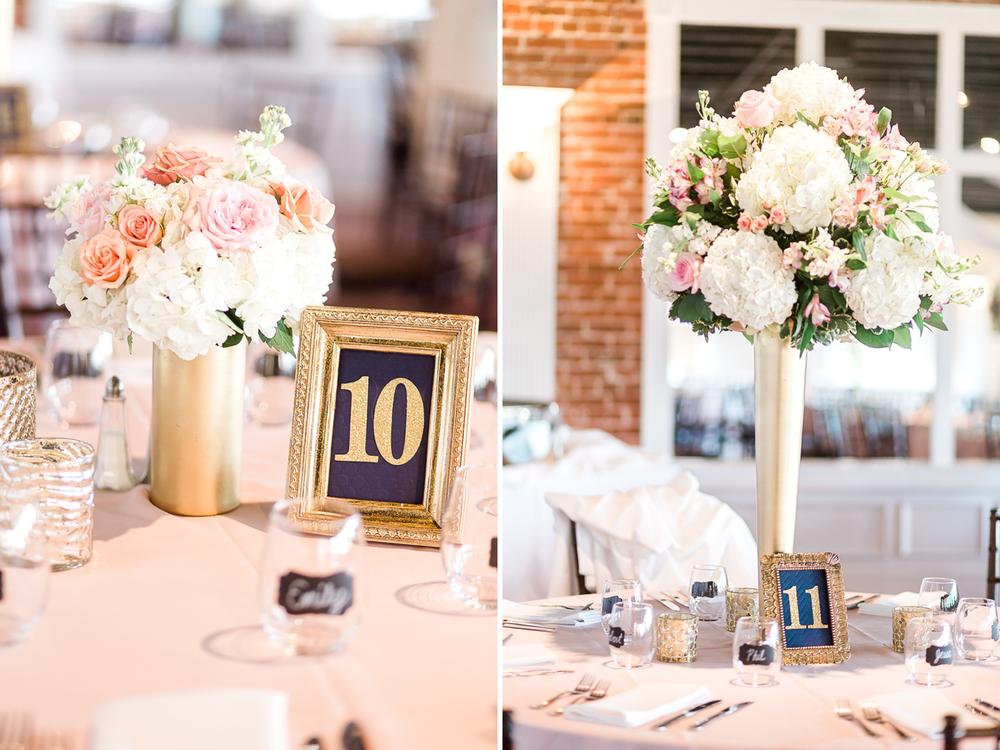 Flower setup and wedding decor in St.Augustine, FL