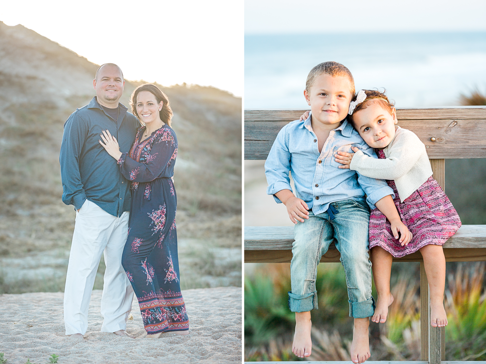 family photoshoot in ponte vedra, fl