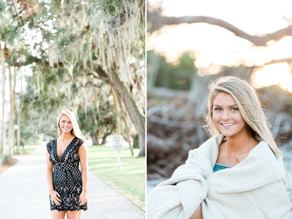 Jacksonville and Ponte Vedra senior photographer