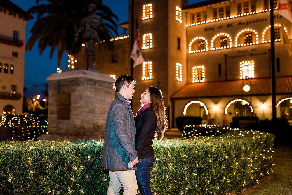 st.augustine proposal photoshoot
