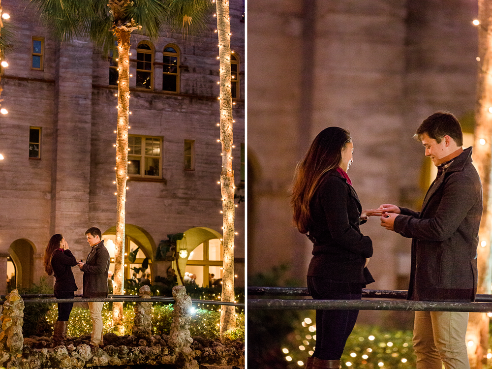 nights of lights surprise proposal