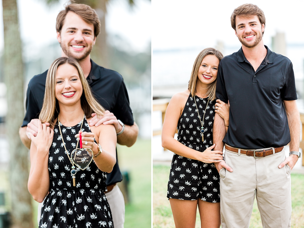 engagement session in jacksonville fl