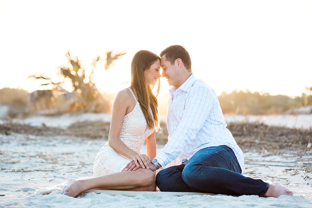romantic engagement pictures