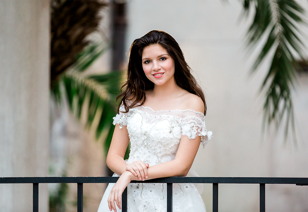 Jacksonville FL Quincenera photography