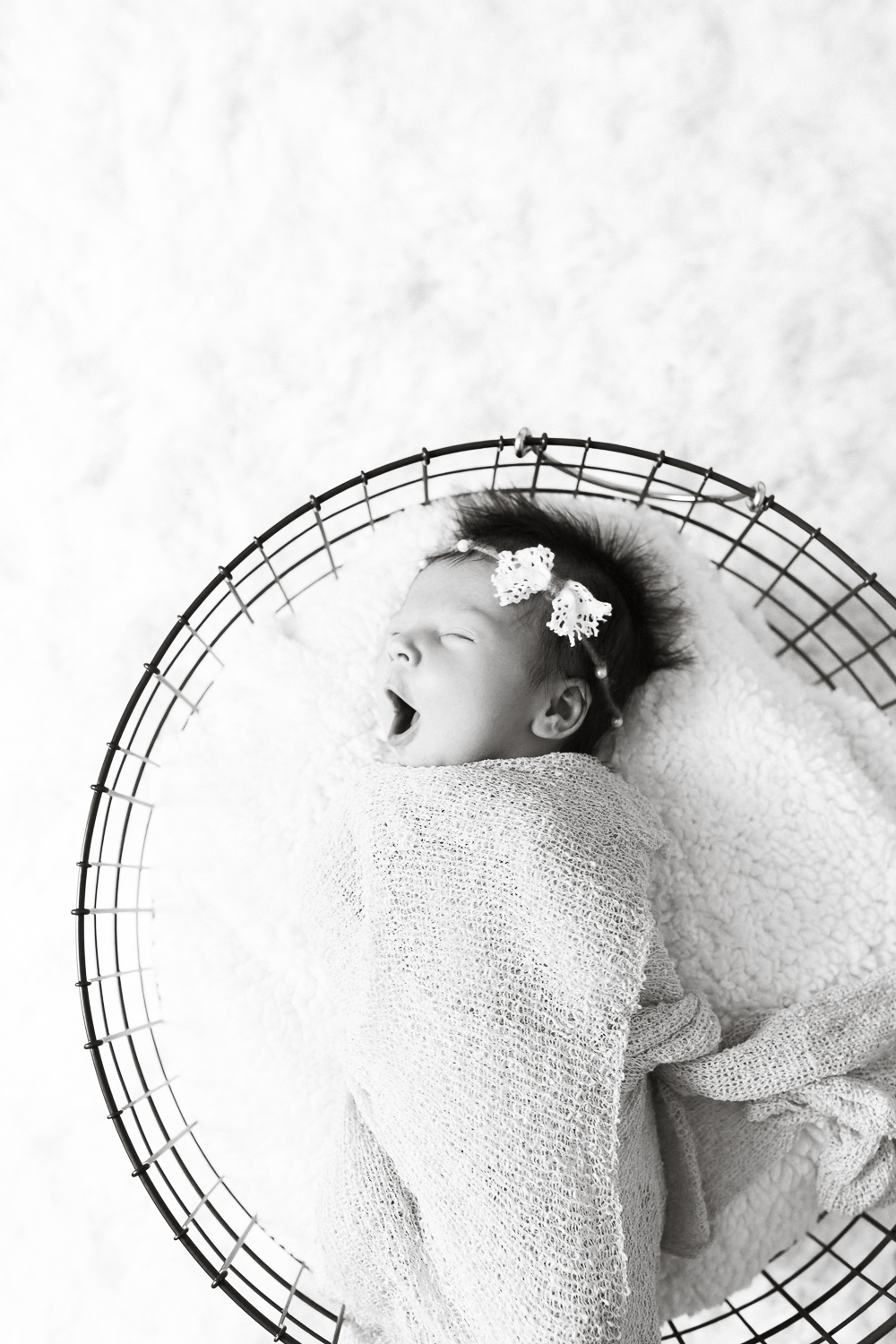Lifestyle newborn session in jacksovnille FL