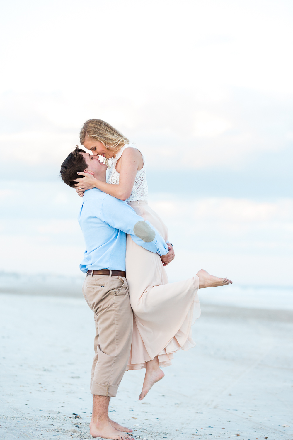 engagement posing ideas