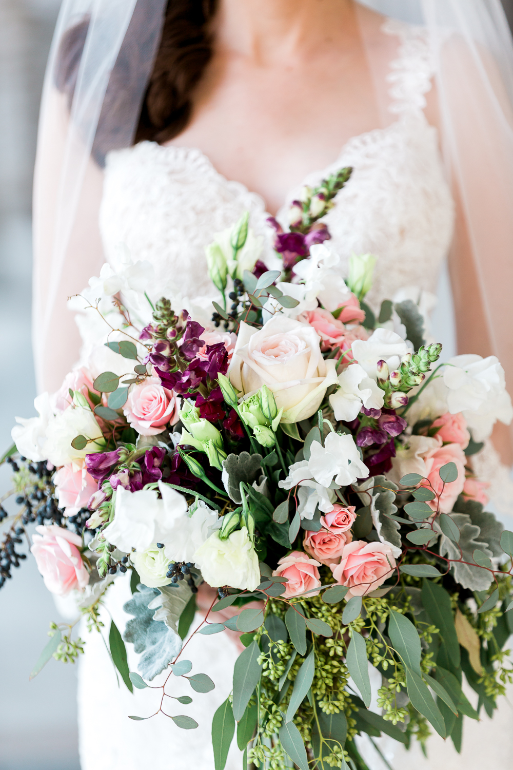 Stunning flower bouquet by Floral Works