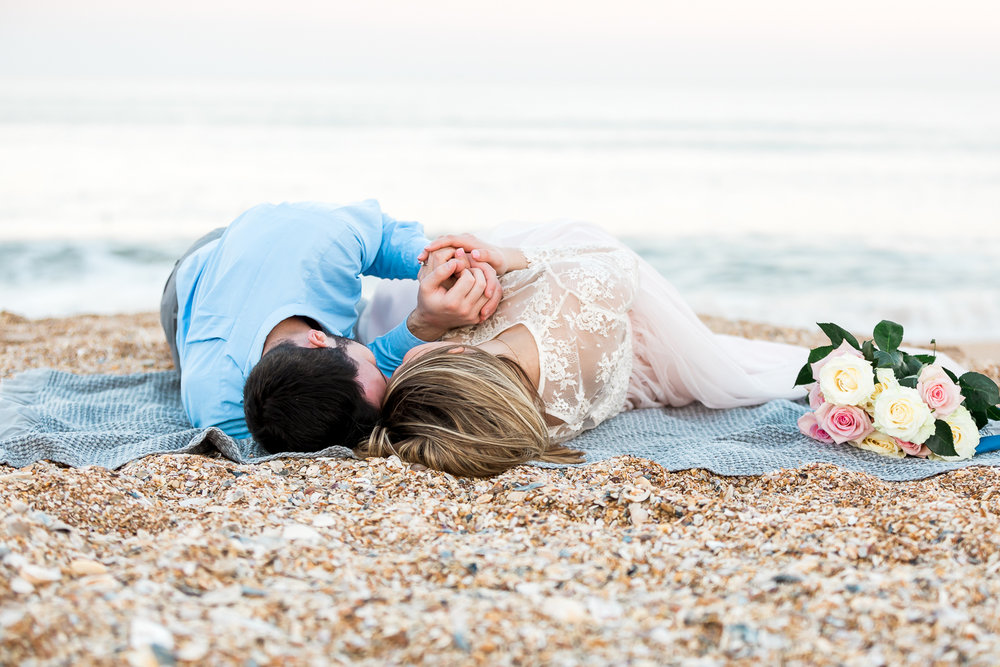 Romantic engagement picture ideas