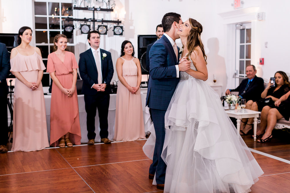 first dance in villa blanca wedding