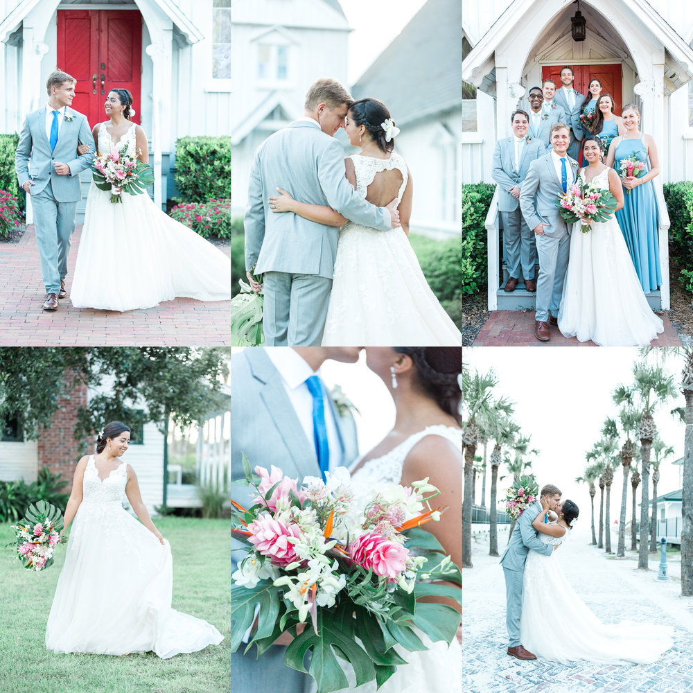 jacksonville beach wedding in one ocean resort.jpg